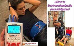 electroestimulación sirve para adelgazar y perder peso