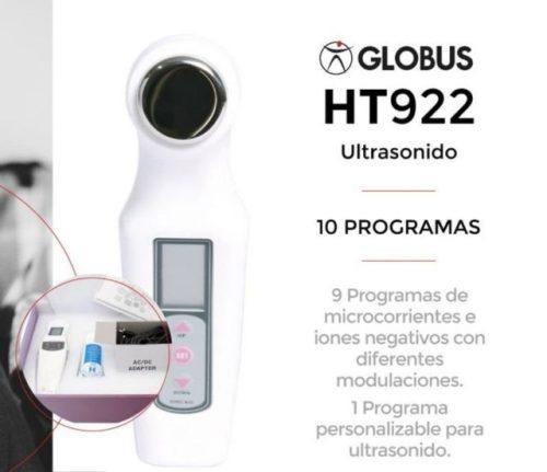 ultrasonido portatil globus