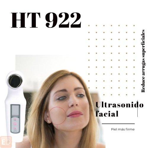 ultrasonido portátil facial globus. Arrugas