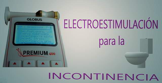 Qué programas de electroestimulación utilizar para la incontinencia y fortalecimiento del suelo pélvico