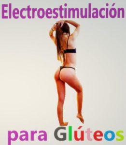 Entrena los gluteos con electroestimulación