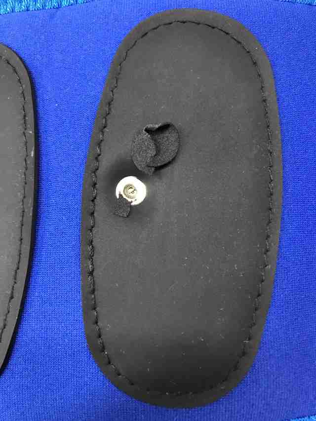 boton pegatina adhesiva faja globus