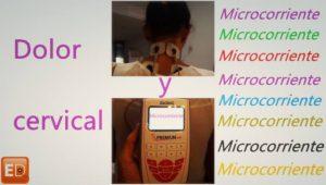 microcorriente para el dolor cervical