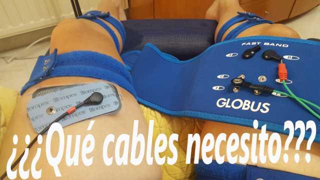 cables para compes y faja globus, cintas elasticas