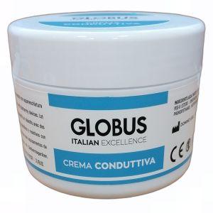 Crema conductiva para radiofrecuencia de globus