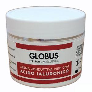 Crema conductiva radiofrecuencia con Ácido Hialurónico 50ml Globus