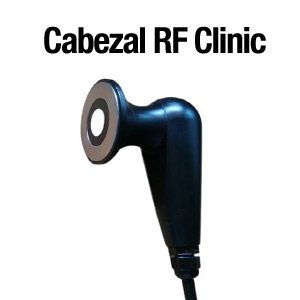 radiofrecuencia cabezal de globus Clilnic